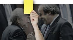 Platini et Blatter suspendus 90 jours par le comité d'éthique de la