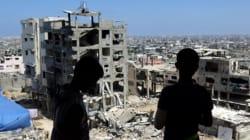 Entre las ruinas, los niños de Gaza vuelven al colegio, listos para aprender