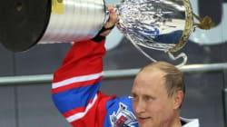 Putin Celebrates His Birthday Just As You'd