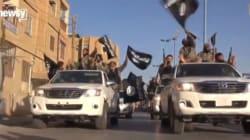 La popularité des Toyota chez les jihadistes de l'État islamique soulève des