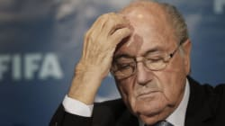 FIFA'S Suspends Sepp