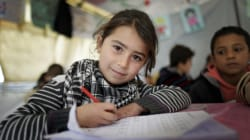 What Syrian Refugee Girls Want To Be When They Grow