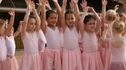 Tiny Dancers Launch Ballet Season For
