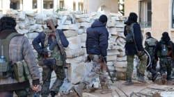 L'EI profite des raids russes contre les rebelles en Syrie