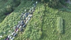 Les lieux abandonnés après Fukushima sont dignes de