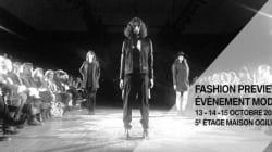 Fashion Preview: la 4e édition se déroulera du 13 au 15 octobre à la Maison
