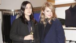 Styles de soirée: le cocktail d'ouverture mode et chic de la boutique COS à Montréal
