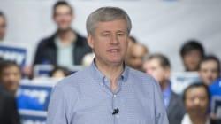 Harper vise les poches des