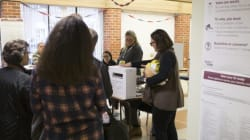 Long Lineups Reported As Advance Polls