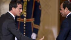 Valls finalise la vente de deux Mistral en