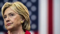 Hillary Clinton aura du mal à retourner à la Maison