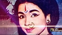 Legendary Tamil Actor Manorama Dies At
