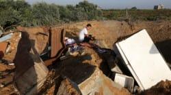 Un raid israélien tue une Palestinienne et sa fille à