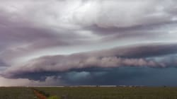 A Time Lapse That Shows How A Monsoon