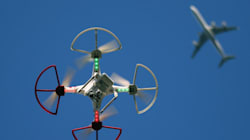 Free Flying Drones 'Dangerous To