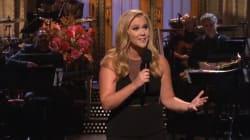 Le discours hilarant (et anti-Kardashian) d'Amy