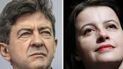 Mouvement de soutien aux salariés d'Air France arrêtés, Mélenchon et Duflot en