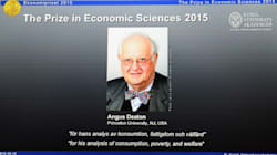 Angus Deaton Wins 2015 Economics Nobel For Analysis That Can Reduce