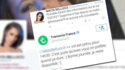 Transavia a énervé une actrice porno française avec ce