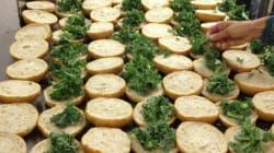 Des burgers au chou vert pour lutter contre l'obésité des