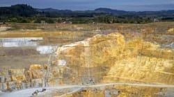 L'origine des mines d'or découverte par des