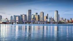 La montée des océans engloutira Miami et La