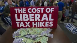 Harper's Math On Liberal Tax Hikes Doesn't Always Add