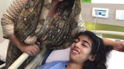 This Pakistani Girl Has Fought Her Illness Twice, Thanks To Her Indian