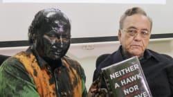 Shiv Sena Men Who Tarred Sudheendra Kulkarni Get Pat On Back From Party