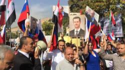 Due razzi contro l'ambasciata russa a Damasco. Lavrov: