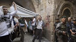 Il terrore a Gerusalemme, il terrore nella mia
