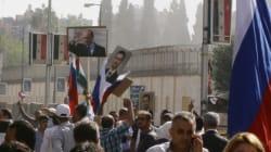 Deux obus frappent l'ambassade russe à