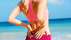 Watch: Burn Back Fat With This 15-Minute