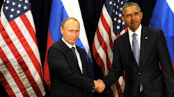 Putin Is Setting The Agenda And Forcing The West To