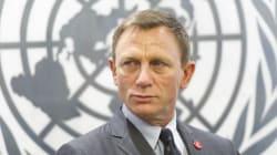 Daniel Craig est à Chypre pour assister au déminage de l'île par