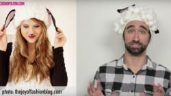 Watch This Man Try To Recreate Costumes From