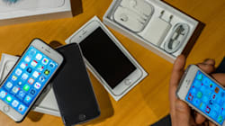 22 iPhone 6S Seized From Delhi Airport's Toilet Three Days Ahead Of Launch In