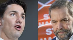Mulcair Says There's Bad Blood Between Him And