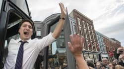 Trudeau Seeks To Woo Voters Away From NDP In