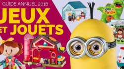 Protégez-vous: Les 100 jouets recommandés dans le Guide jeux et jouets