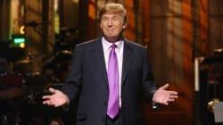 Donald Trump à la barre de