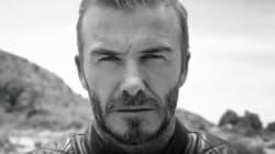 David Beckham Stars As Outlaw Motorbike Stuntman In Love