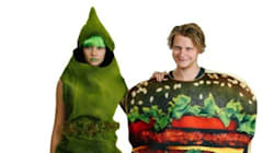 'Sexy Green Poop' Costume Is Anything