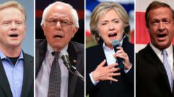 Premier débat démocrate, Clinton et Sanders en