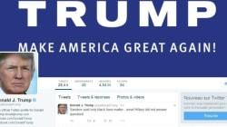Donald Trump commente, baille et ricane pendant le débat des