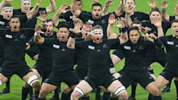 'The Haka Is A Great Way To Start