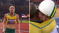 Sally Pearson And Anna Meares Are Focused For The