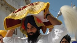 15 Injured In Punjab After Protests Over 'Torn' Guru Granth Sahib Turn