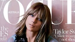 Taylor Swift Gets Romantic For Vogue