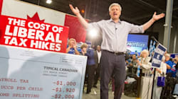 Harper's Conservatives Want to Dupe You Into Fearing